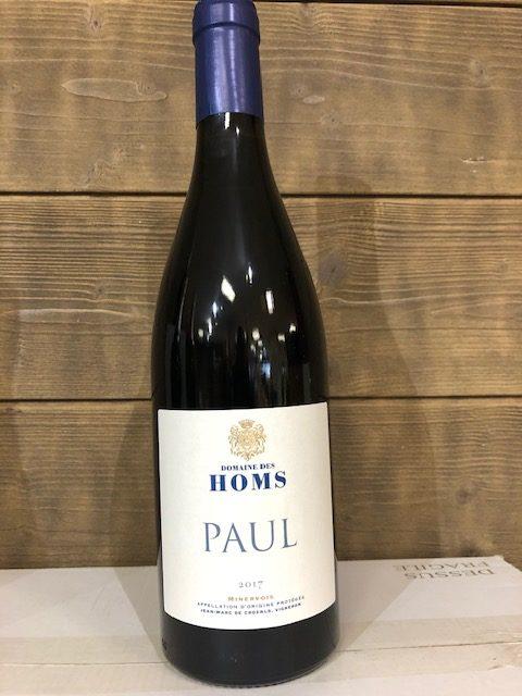 Paul Domaine des Homs