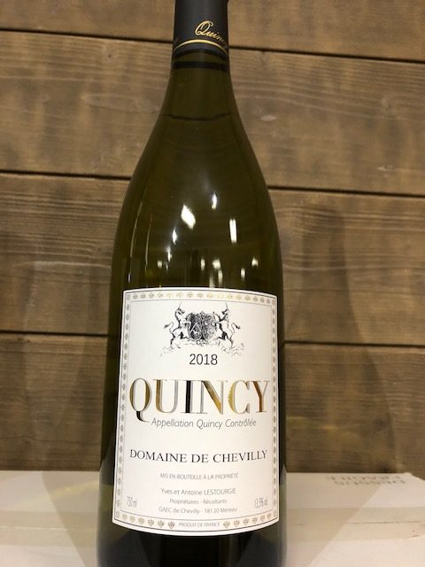 Quincy Domaine de Chevilly
